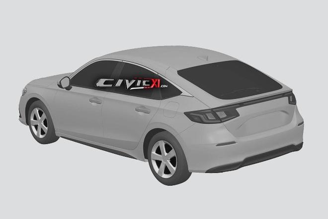 Honda Civic 2022 anh 2