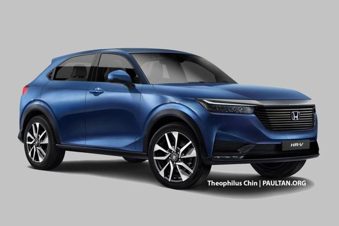 Honda HR-V 2021 anh 1