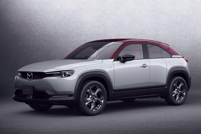 Mazda MX-30 tại Mỹ sẽ được trang bị động cơ xoay Mx_30_100th_s