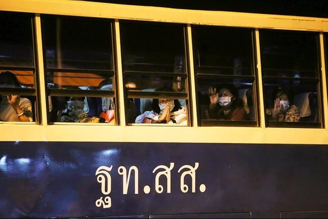 Giua dich corona, Thai Lan phai no luc ngan chan su ky thi Trung Quoc hinh anh 2 AFP.jpg