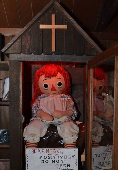 Annabelle tron thoat anh 1