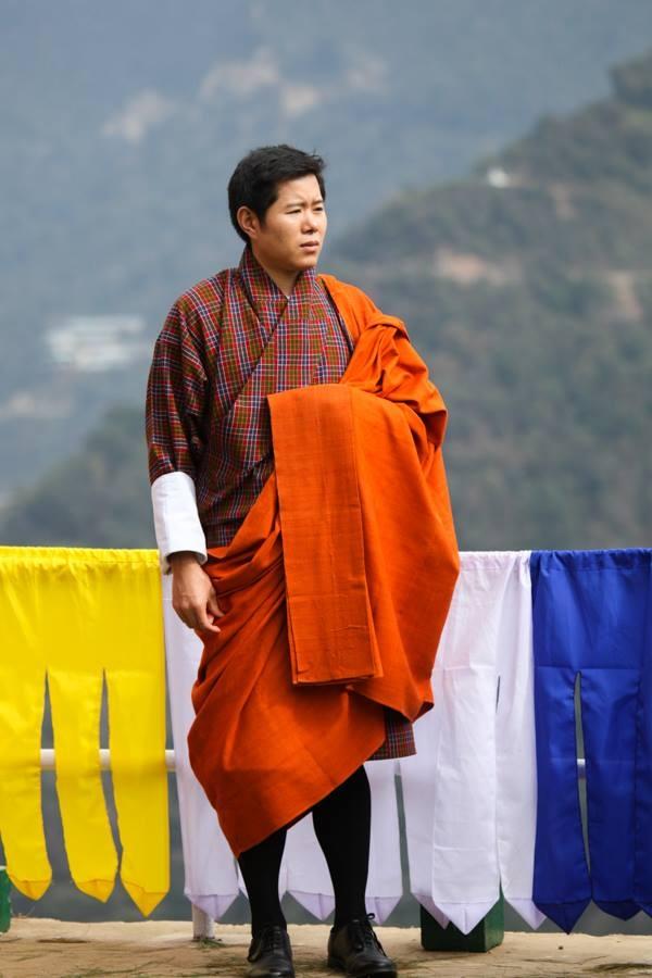gia dinh Quoc vuong Bhutan anh 5