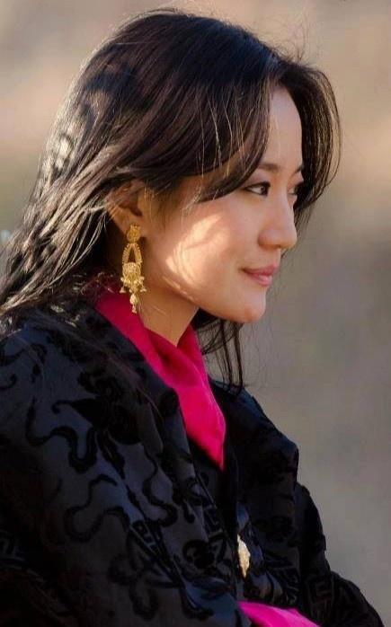 gia dinh Quoc vuong Bhutan anh 6