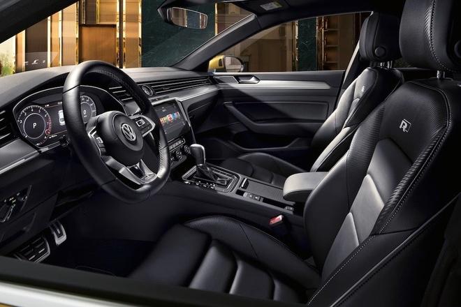 Volkswagen Arteon R,  phien ban hieu suat,  sedan fastback,  wagon anh 5