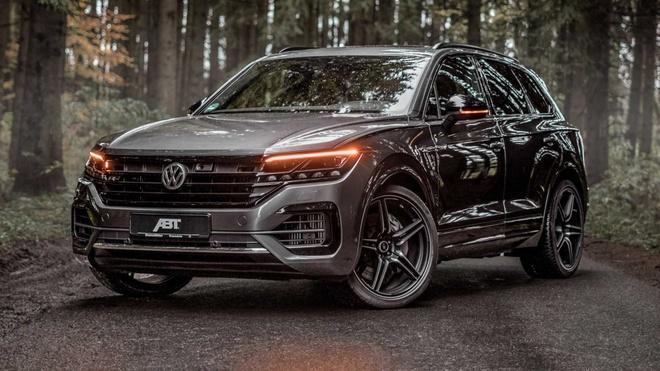 Ban do Volkswagen Touareg V8 TDI an tuong den tu hang do Duc anh 1