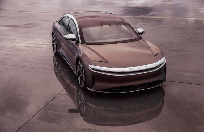 Doi thu Tesla,  Lucid Motors,  Lucid Air,  xe thuan dien anh 1