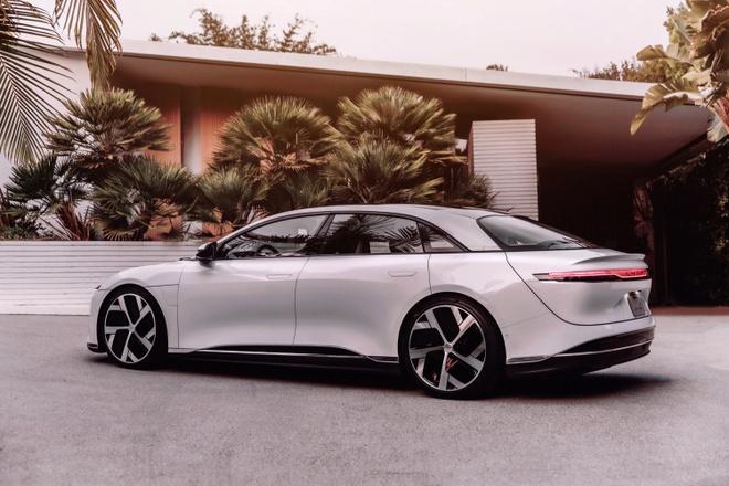 Doi thu Tesla,  Lucid Motors,  Lucid Air,  xe thuan dien anh 5