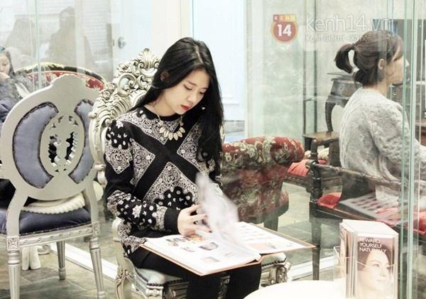 Theo chan hot girl Ha Noi di tiem nho mat tai Han Quoc hinh anh 2