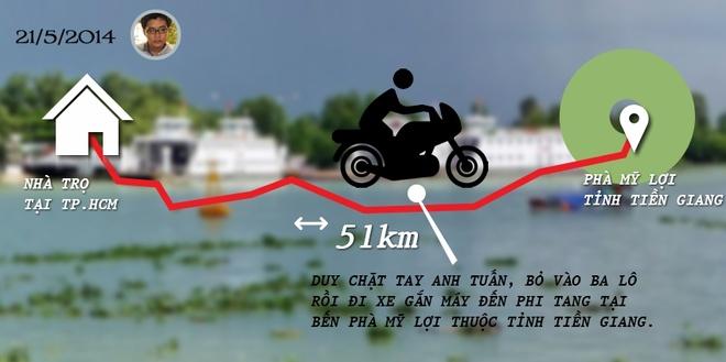 Infographic: Hanh trinh vu an giet nguoi chat xac phi tang hinh anh