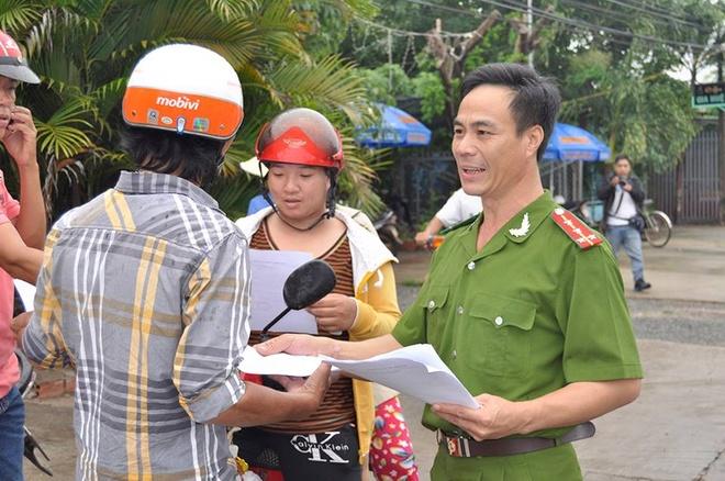 Cong an nho dan cung cap thong tin vu tham sat o Binh Phuoc hinh anh