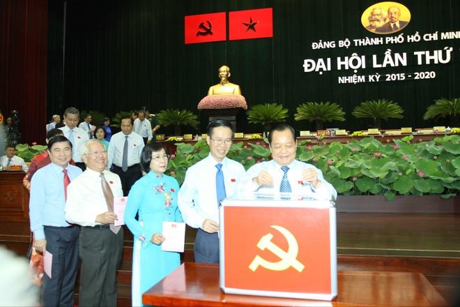 Bau 69 nguoi vao Ban chap hanh Dang bo TP HCM hinh anh 1