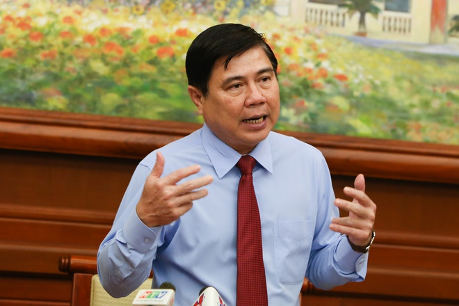 Ong Nguyen Thanh Phong cam ket coi mo thong tin hinh anh