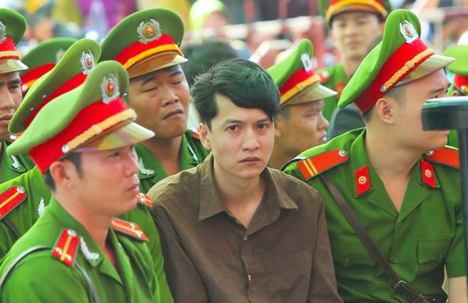 Nguyen Hai Duong: 'Giet 6 nguoi la trong du tinh' hinh anh