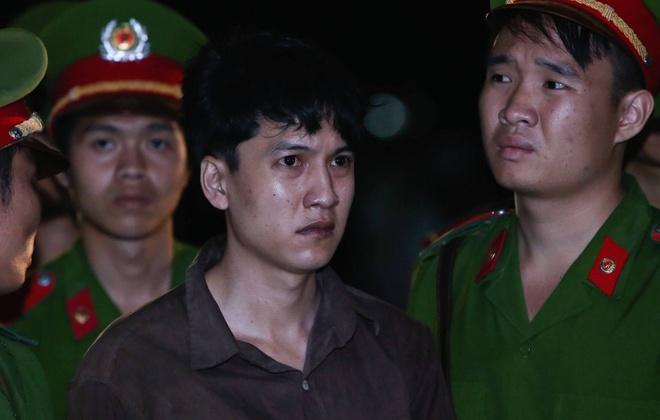 Nguyen Hai Duong dung khong vung khi bi tuyen an tu hinh anh