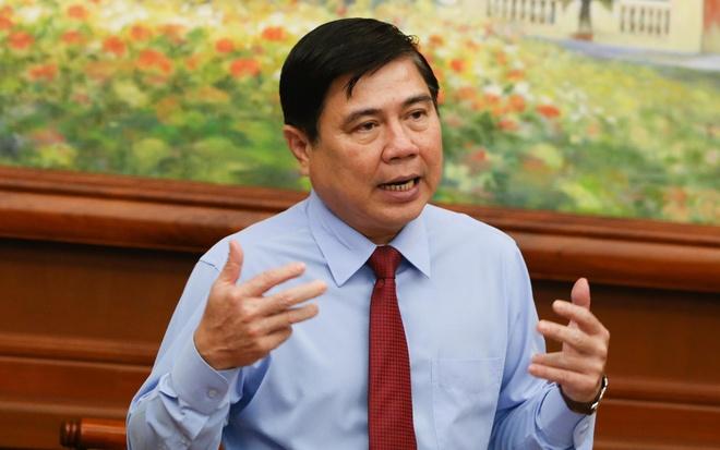 Ong Nguyen Thanh Phong: 'Can bo lam khong tot thi xin nghi' hinh anh