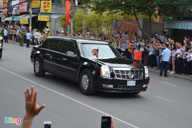 Tong thong Obama roi Sai Gon, ket thuc chuyen tham Viet Nam hinh anh 17