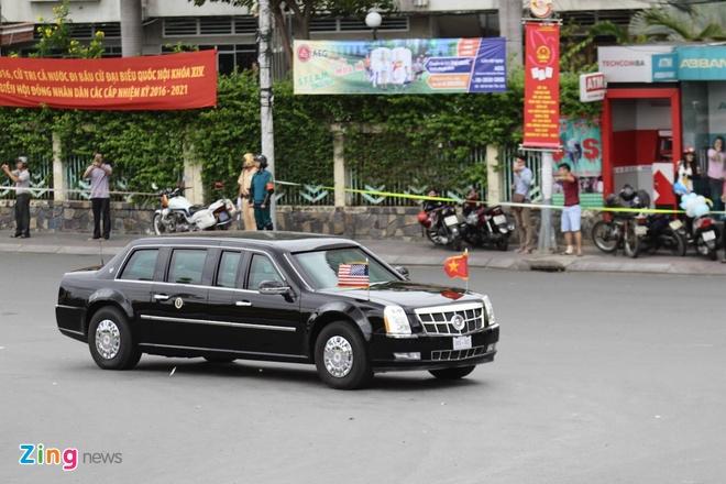 Tong thong Obama roi Sai Gon, ket thuc chuyen tham Viet Nam hinh anh 15