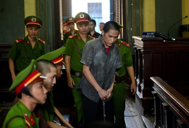 Vu tham sat Binh Phuoc: Vu Van Tien khong thoat an tu hinh hinh anh 1