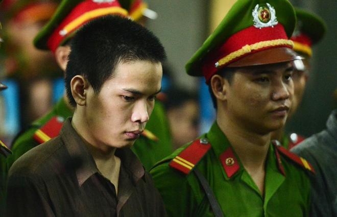 Vu tham sat Binh Phuoc: Vu Van Tien khong thoat an tu hinh hinh anh
