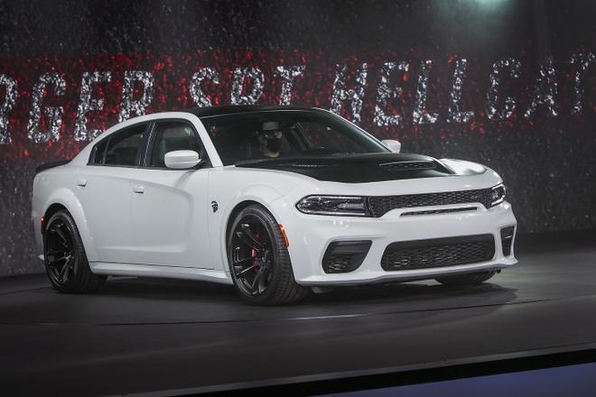 Dodge Charger SRT Hellcat Redeye 2021 - mau sedan manh nhat the gioi hinh anh