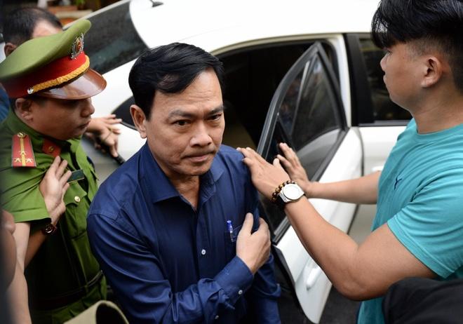 Nguyen Huu Linh khang cao ban an 18 thang tu hinh anh 1