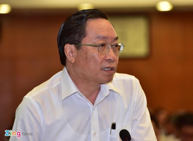Giam doc So Y te TP.HCM: 'Quang cao phau thuat tham my rat nhuc nhoi' hinh anh 2