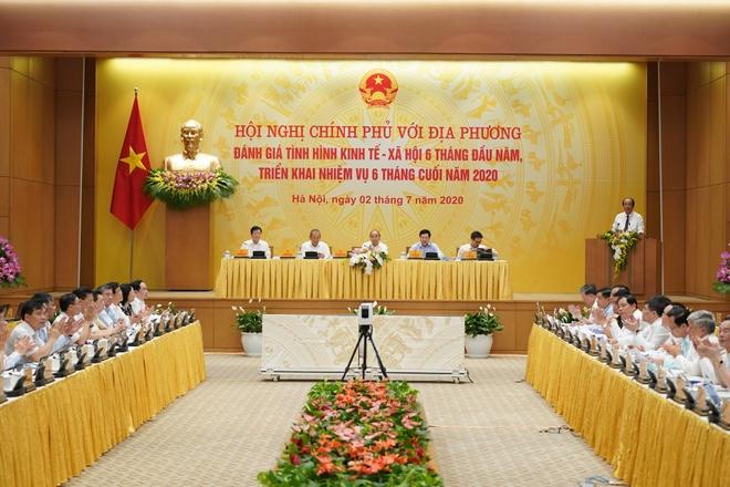 TP.HCM,  Chinh phu,  Thu tuong,  6 thang dau nam,  Nguyen Xuan Phuc,  Nguyen Thanh Phong anh 2