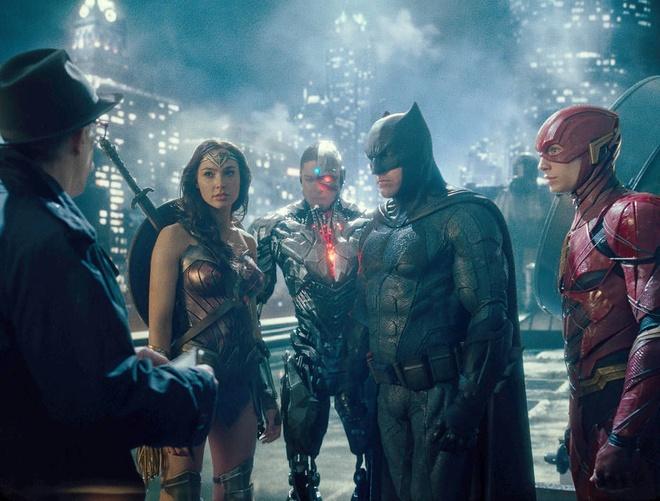 Tai tu Sieu Nhan thua nhan that bai cua 'Justice League' hinh anh 2