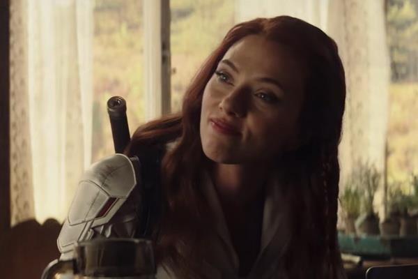 Trailer bo phim 'Black Widow' hinh anh