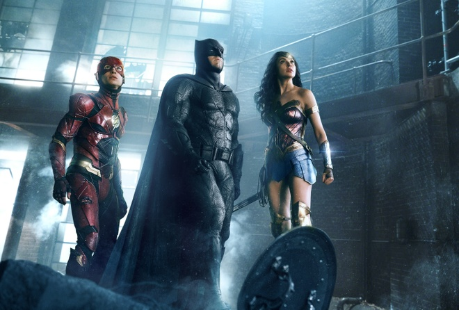 'Justice League' ban dau cua Zack Snyder dai hon 3 tieng ruoi hinh anh 1