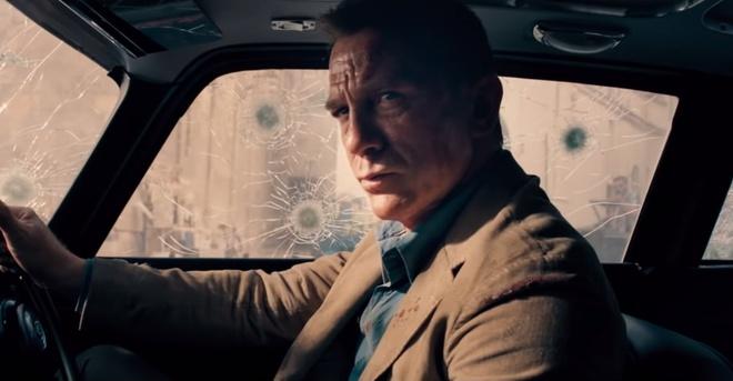 5 diem nhan tu trailer dau tien cua bom tan '007' moi hinh anh 6