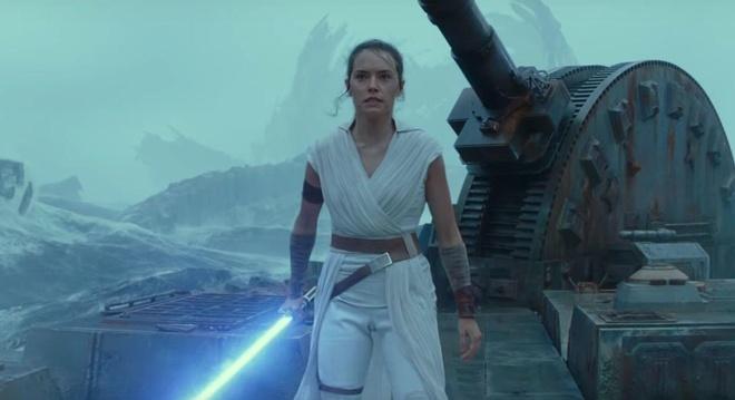 Trailer bo phim 'Chien tranh giua cac vi sao: Skywalker troi day' hinh anh