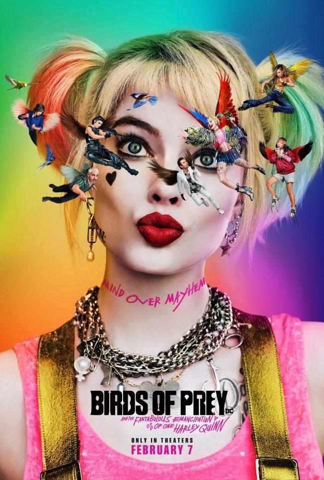 'Harley Quinn' Margot Robbie bat mi ve viec chia tay Joker hinh anh 1 Birds_of_Prey_2020_650x963.jpg
