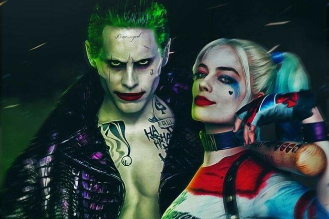 Joker cua Jared Leto vang mat trong 'Birds of Prey' hinh anh 1 scribe_talks_joker_harley_quinn_tone_696x464.jpg
