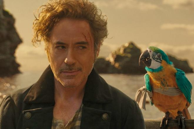 Chia tay vai Iron Man, Robert Downey Jr. som co 'bom xit' hinh anh 1 018.jpg