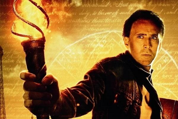 Loat 'Kho bau quoc gia' cua Nicolas Cage co tiep phan 3 hinh anh 1 nicolas_cage_national_treasure.jpg