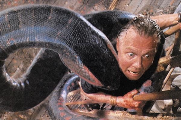 Phim kinh di ve tran khong lo 'Anaconda' duoc lam moi hinh anh 1 anaconda.jpg