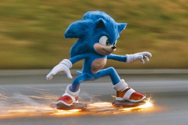 Tieu quai Sonic tan cong phong ve Bac My hinh anh 1 019.jpg