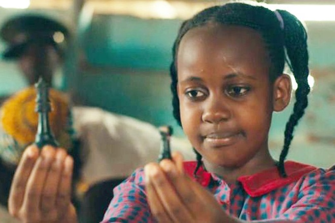 phim Queen of Katwe anh 1