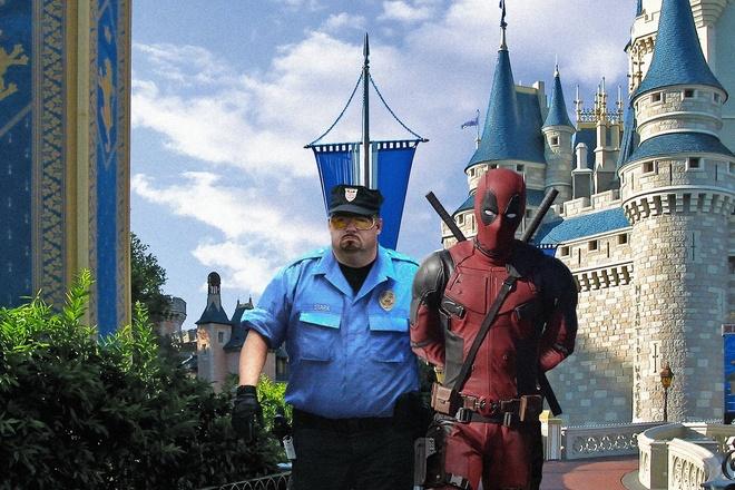 Disney co the tai khoi dong loat 'Deadpool' hinh anh 1 deadpool_4.jpg