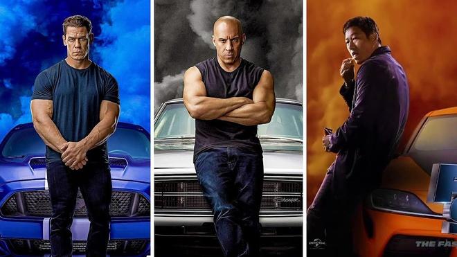 Vin Diesel keo dai 'Fast & Furious' vi loi hua voi Paul Walker hinh anh 2 fast9.jpg