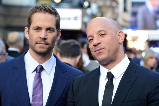 Vin Diesel keo dai 'Fast & Furious' vi loi hua voi Paul Walker hinh anh 1 vin1.jpg
