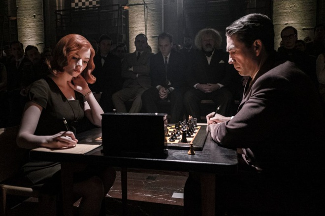 phim Queen's Gambit anh 7