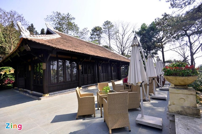 Ne nang nen cho xay dung resort khong phep o Ba Vi hinh anh 2