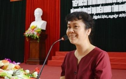 Phu nhan Pho thu tuong: Vi quyen loi nguoi yeu the hinh anh
