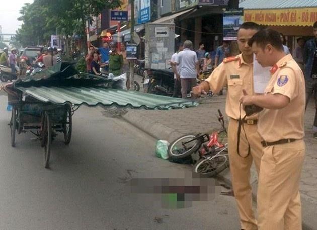 Chu tich Ha Noi yeu cau 'xu' xe cho hang cong kenh hinh anh 1