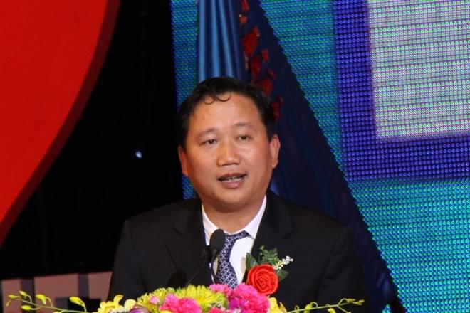 Bo Noi vu kiem diem nghiem tuc vu bo nhiem Trinh Xuan Thanh hinh anh