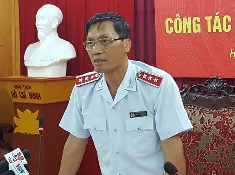 Co the thanh tra nhung vi pham tai Bo Cong Thuong hinh anh