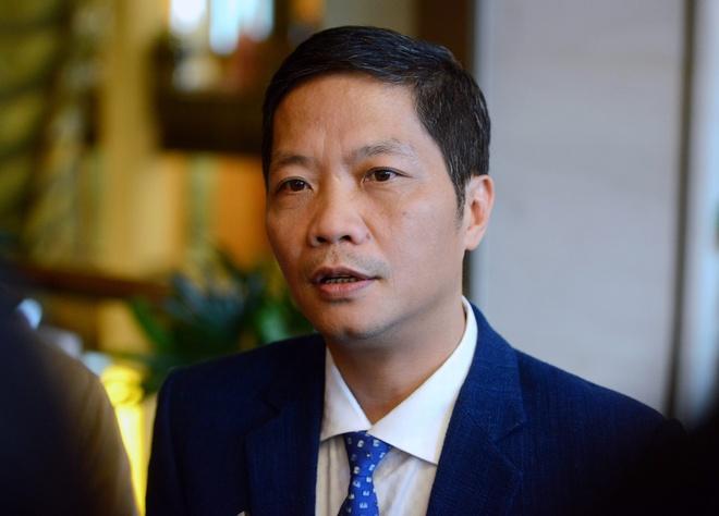 Chat van Bo truong Cong Thuong ve kinh doanh da cap hinh anh