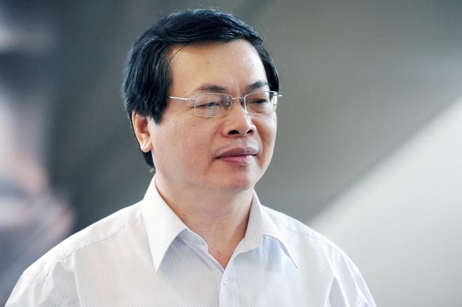 Quoc hoi yeu cau lam ro vi pham cua ong Vu Huy Hoang hinh anh